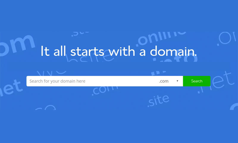 Choose A Domain Name For Your New Blog