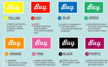 The Importance Of Visuals And Color Psychology For Your Business